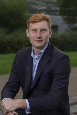 Alex Smith joined Lovell as a Land and Partnerships Graduate